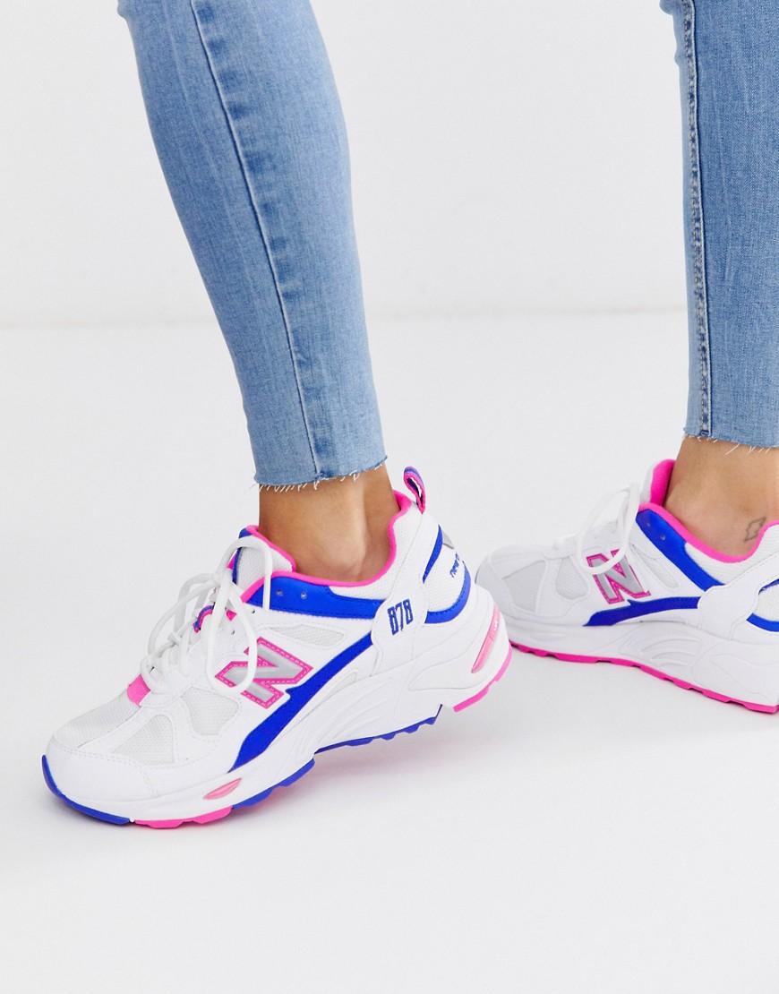 basket femme new balance 2020
