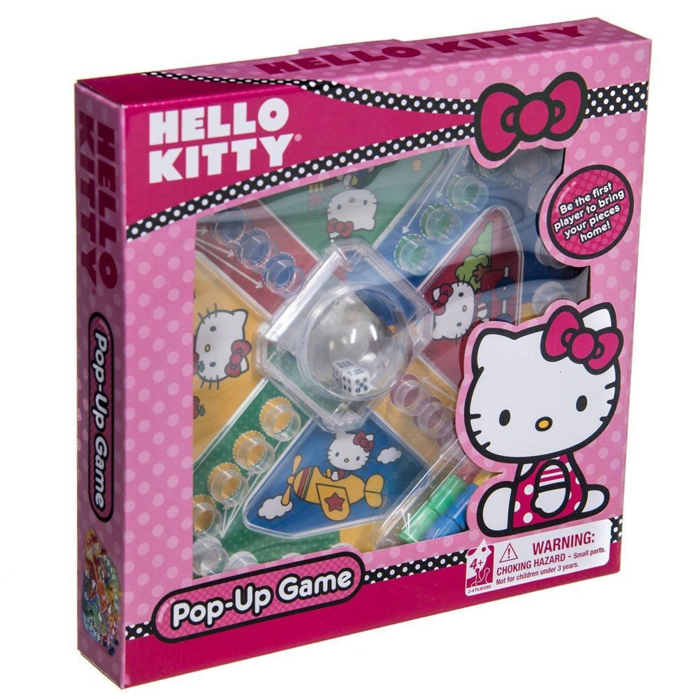 Hello kitty popup game up game hello kitty kitty