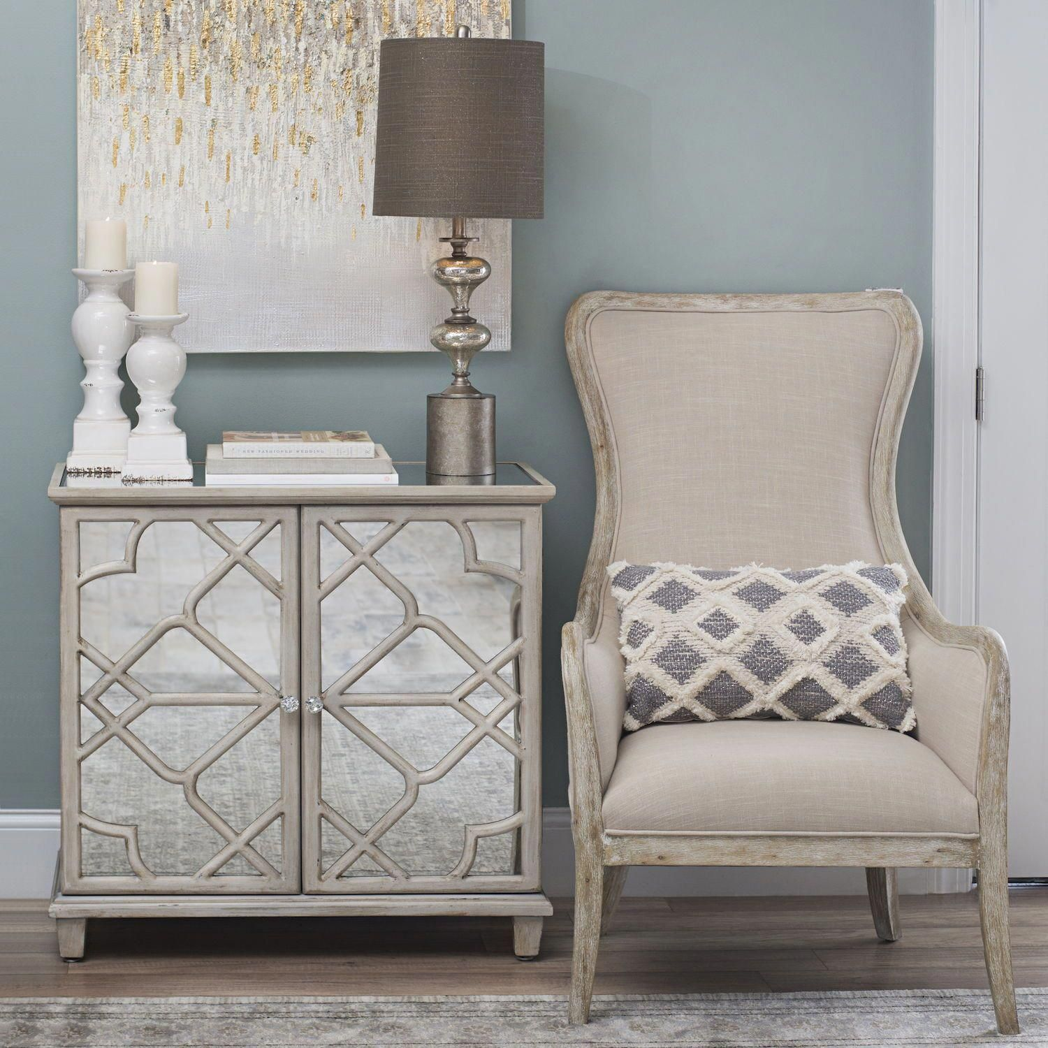 Elevate Your Entryway Swap The Bench For An Accent Chair Then Add & chair: Entryway Accent Chair