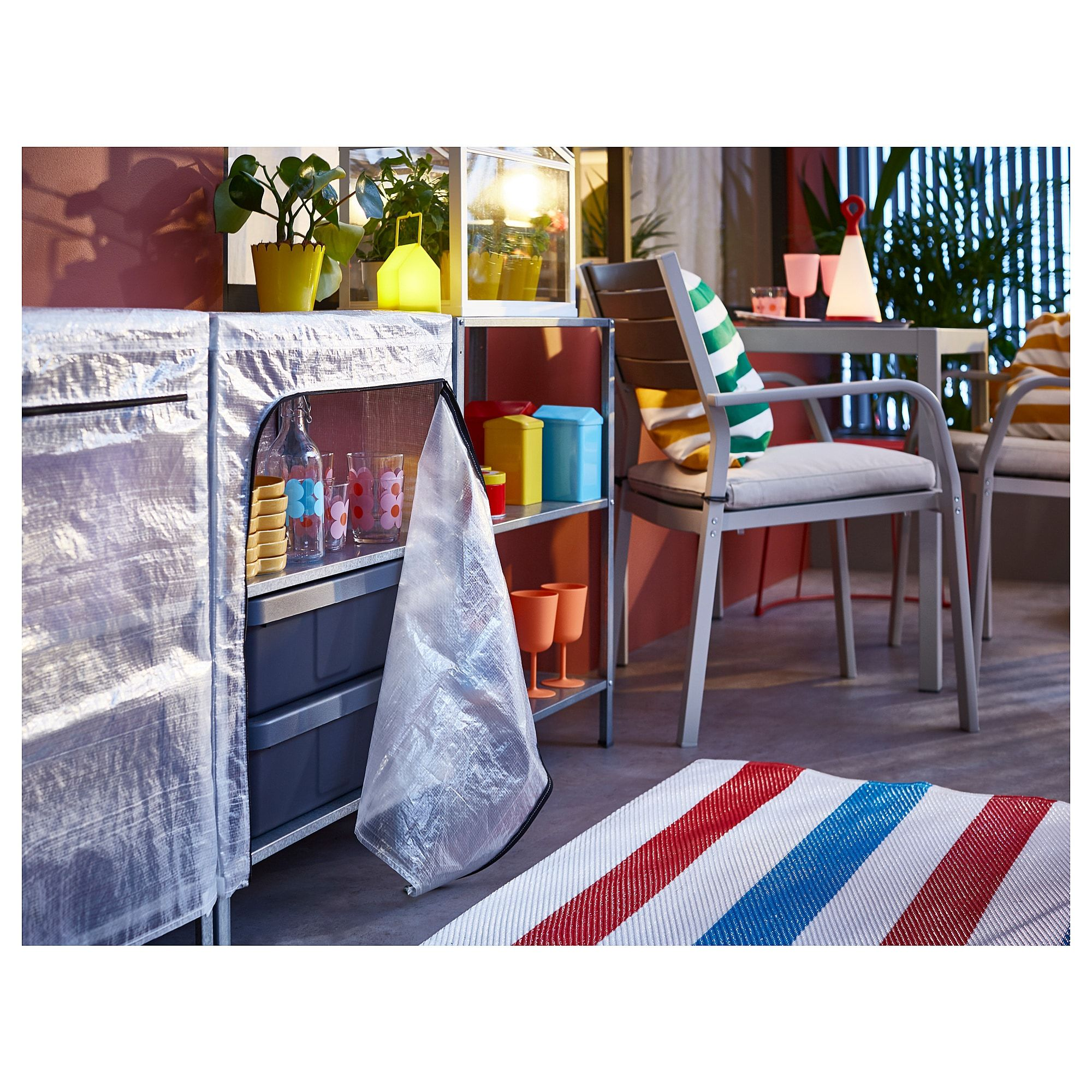 Hyllis Shelving Units With Covers Transparent Ikea Outdoor Shelves Ikea Indoor