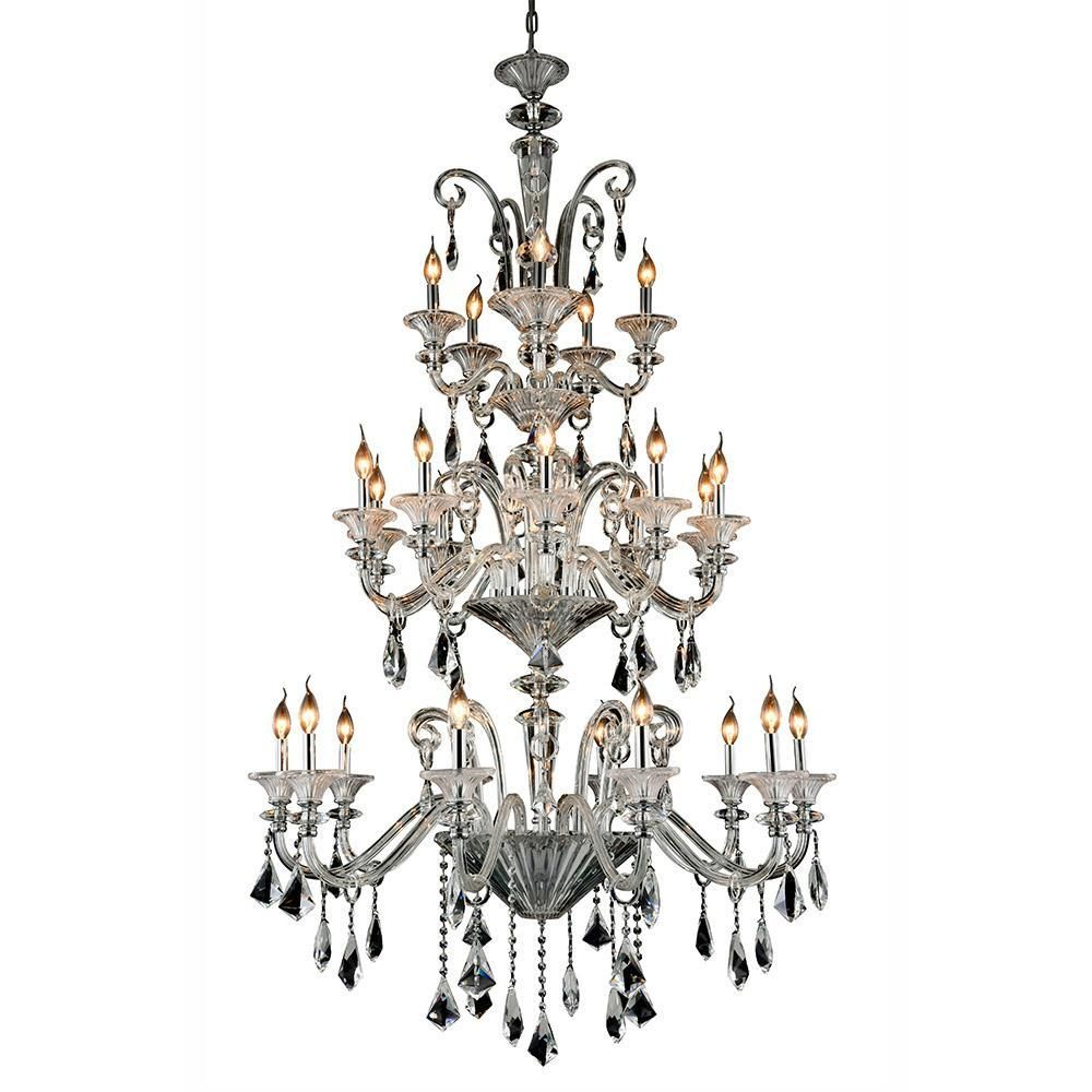 Chandeliers Aurora 42 Pendant With 25 Lights