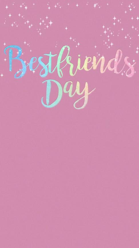 Best Friend Day Video Best Friend Wallpaper Best Friend Day Friends Day
