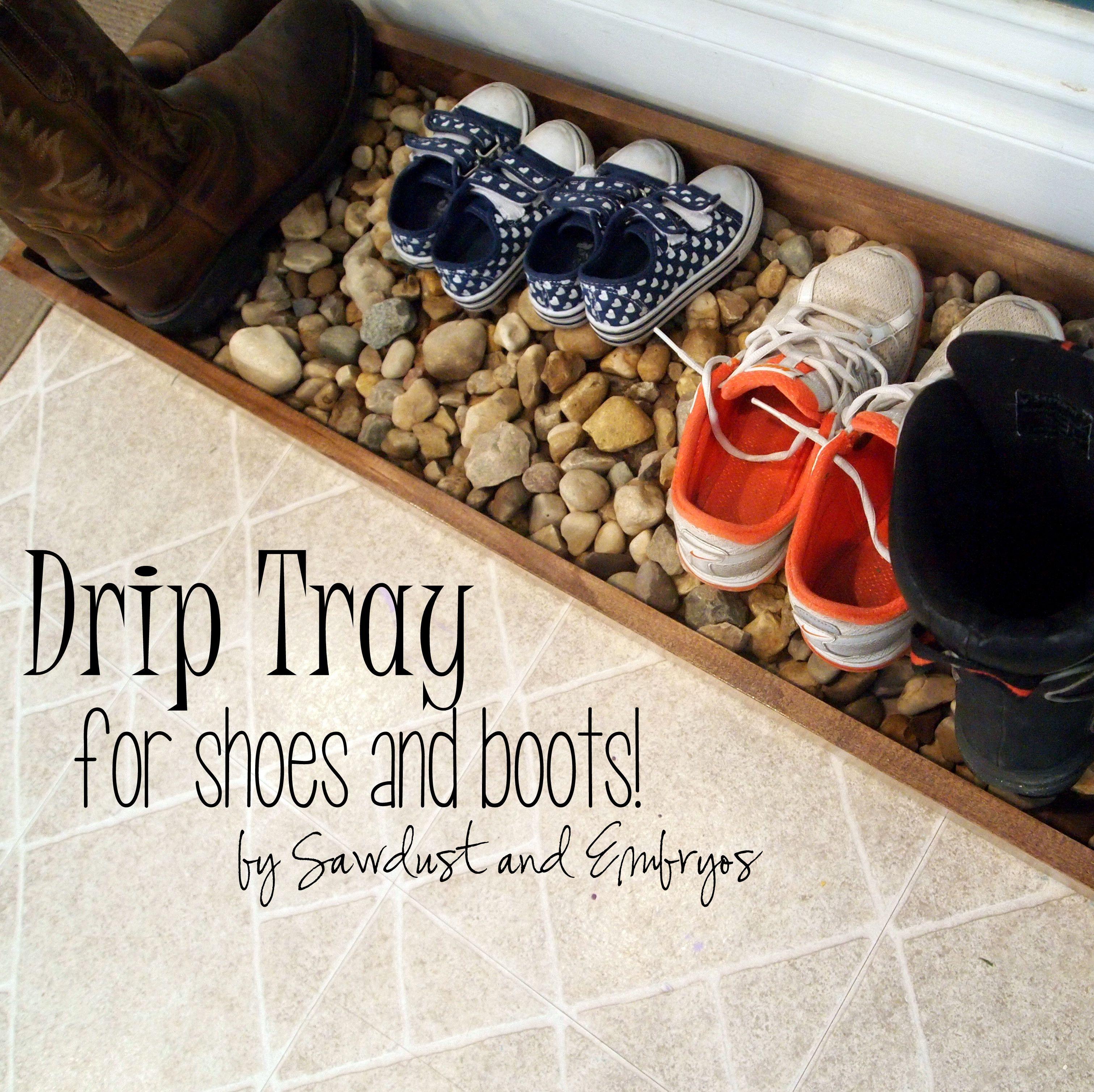 Boot Rack Diy Mud Rooms