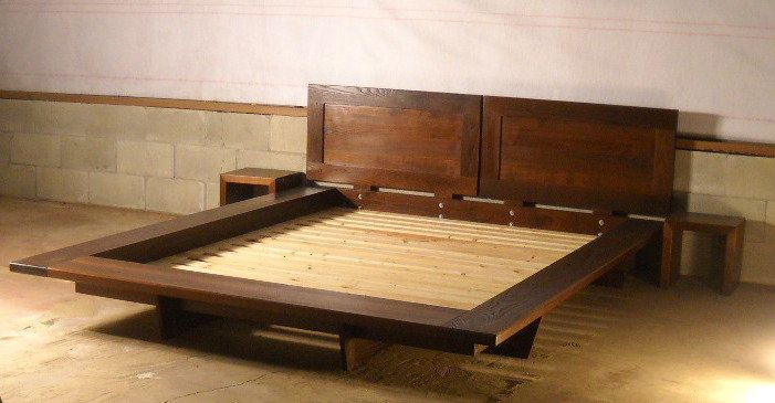 Floating Platform Bed Wood Projects Pinterest Platform Bed