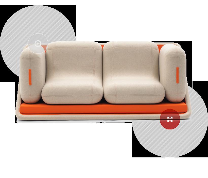 Campeggi | Divani e divani letto - Design made in Italy | Interior ...