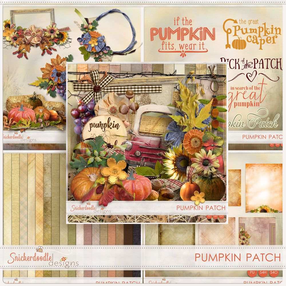 New Release: Pumpkin Patch by Snickerdoodle Designs! 55% off the Collection and 30% off each Pack. SnickerdoodleDesigns; http://snickerdoodledesignsbykaren.com/shop/index.php?main_page=advanced_search_result&search_in_description=1&keyword=pumpkin+patch. 11/01/2015