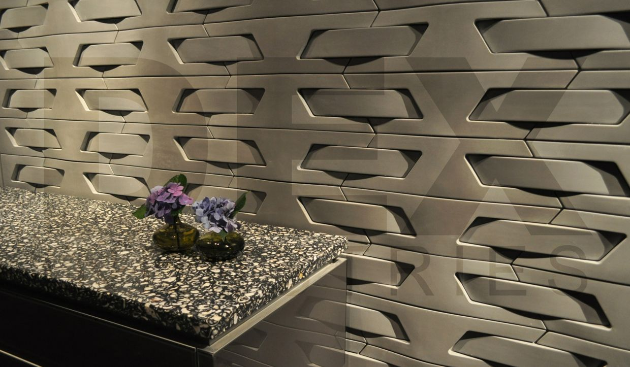 Dimensions Wall Tile by DEX on Behance