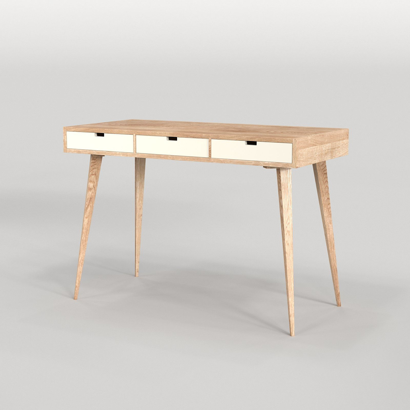 Scandinavian Desk 06 Scandinavian Desk Desk Desk Furniture