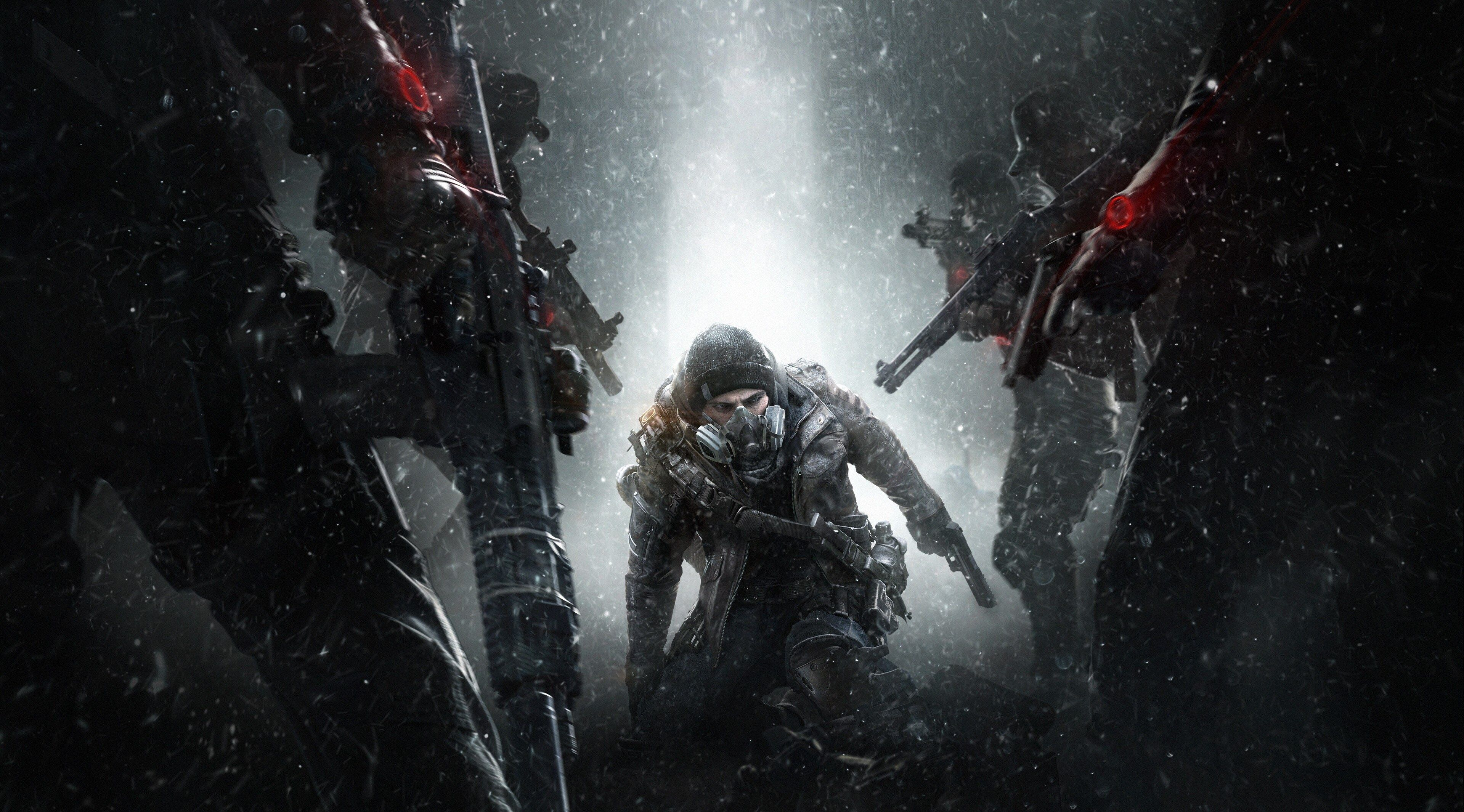 3840x2130 Tom Clancys The Division Survival 4k Free Wallpaper Downloads For Pc Tom Clancy The Division Tom Clancy Gaming Wallpapers