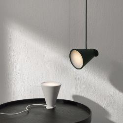 Menu Bollard Lamp by Shane Schneck | Scandinavian designed flexible pendant lighting | MenuDesignShop.com