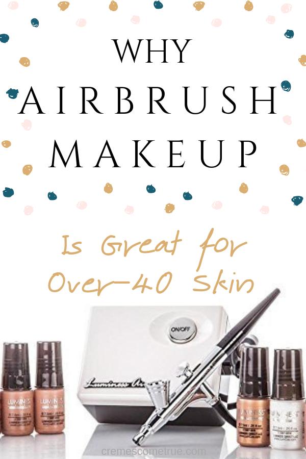 Luminess Air Legend Airbrush Makeup Review Airbrush
