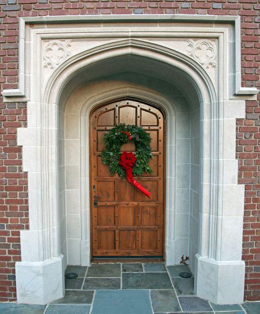 Tudor Artisans Example Door Surrounds Traditional Front Doors Wooden Front Doors Doors