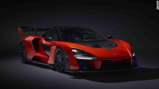 Mclaren S Most Extreme Road Car Costs 1 Million