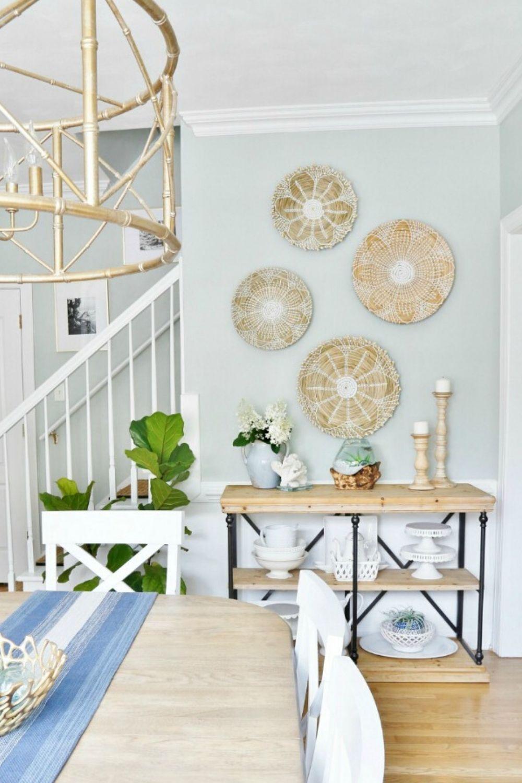 5 Modern Kitchen Wall Decor Ideas In 2021 Cottage Dining Rooms Coastal Kitchen Decor