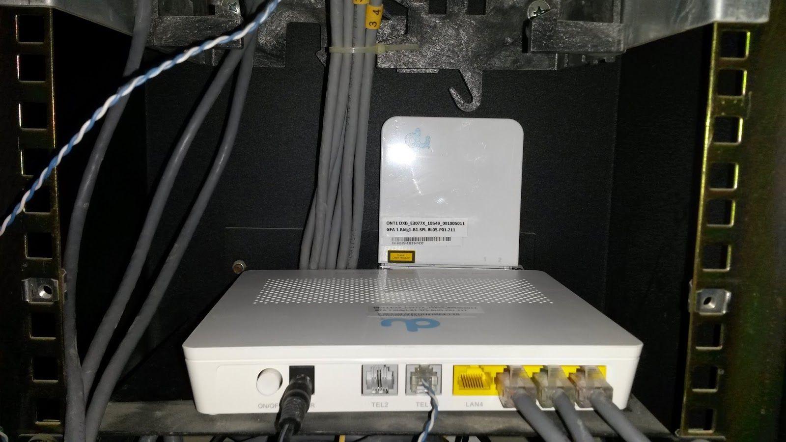 Image Result For Etisalat Internet Box Network Pinterest Wiring