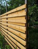 Photo of Wooden privacy fence patio & garden ideas (68