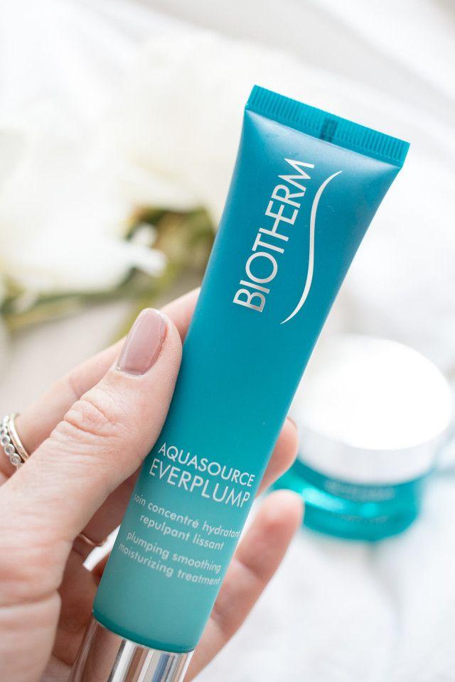 Beauty Talk Aquasource Everplump By Biotherm Review Beauty Talk Biotherm Moisturizing Treatment