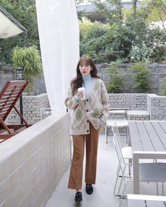 20 ลุคการแต่งตัวในช่วงหน้าหนาว สวยน่ารัก สไตล์สาวเกาหลี