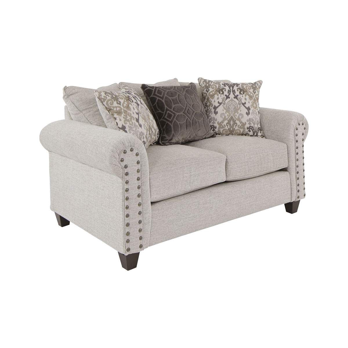 Swell Paula Sofa Loveseat In Linen Jeromes Furniture Things Pdpeps Interior Chair Design Pdpepsorg