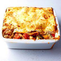 Vegetable Lasagne 5ppts