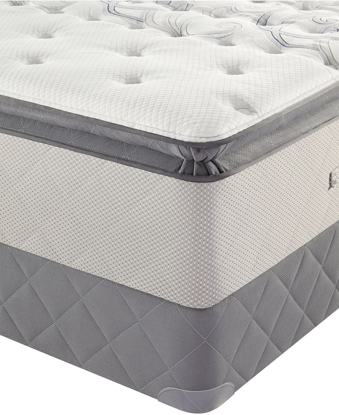 mattress beds display kids simmons jcpenney furniture bedrooms bedroom bunk mattresses baby