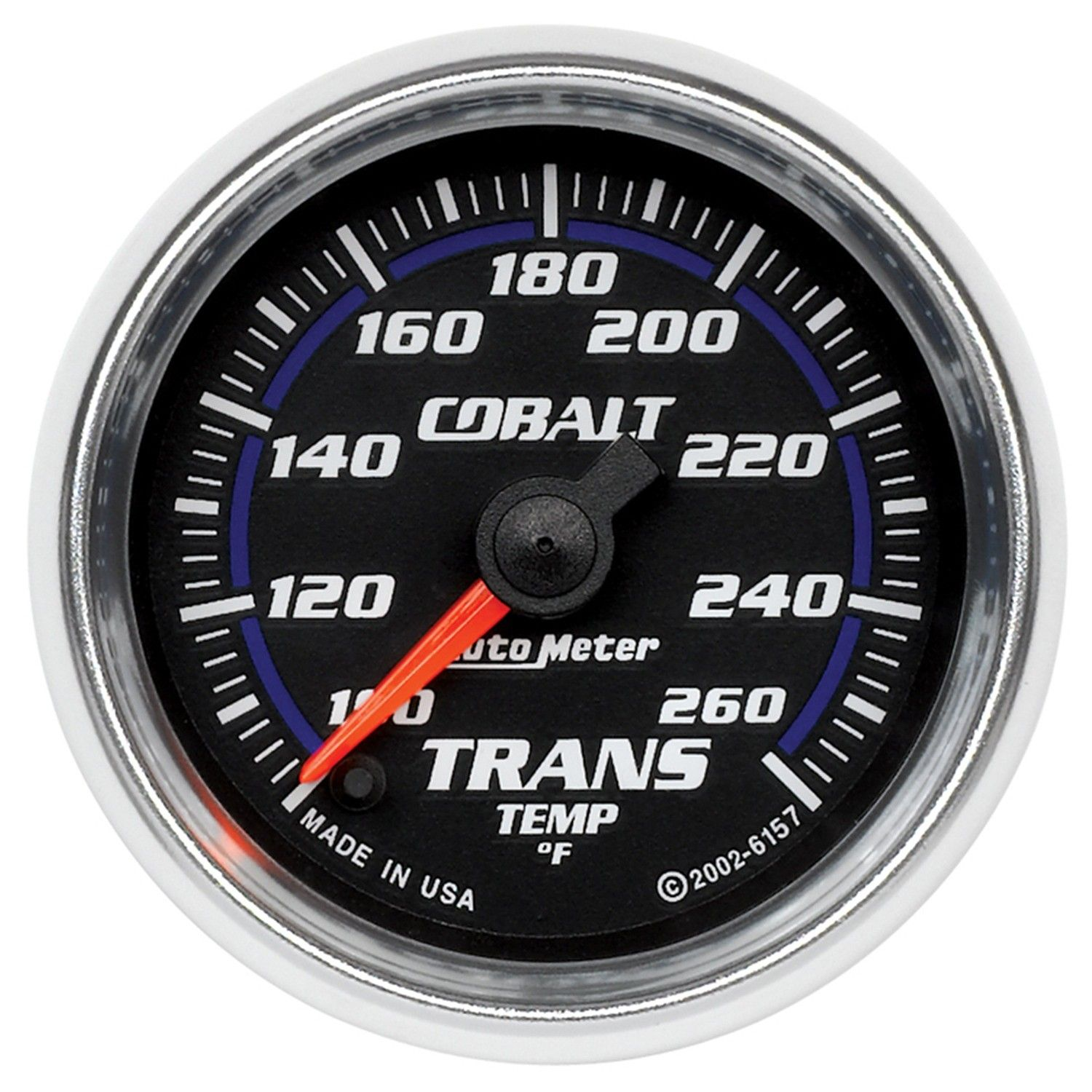 hight resolution of 2 trans temp 100 260 f fse cobalt gauges cobalt