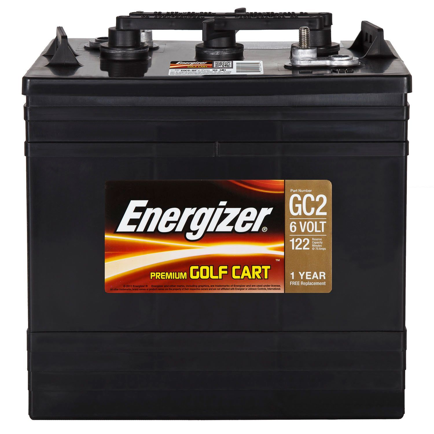 energizer 6 volt premium golf cart battery group size. Black Bedroom Furniture Sets. Home Design Ideas