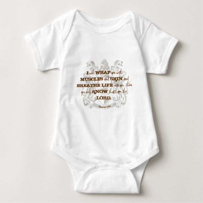 Muscles & Life Baby Bodysuit #fitness #health #workout #cross #fit #BabyBodysuit Affiliate