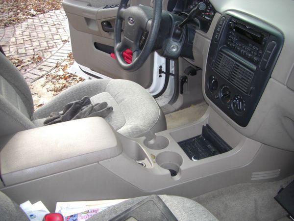 2003 Ford Explorer Blend Door Actuator Repair Ford Explorer Ford Explorer Limited Repair