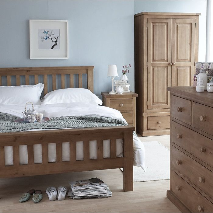 You Ll Love The Cotswold Bed Frame At Wayfair Co Uk Great Deals On All Furniture Products With Free Oak Bedroom Furniture Pine Bedroom Furniture Pine Bedroom