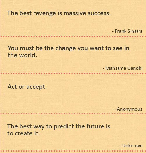 Short Inspirational Quotes Learn English Quotes English