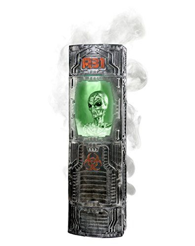 Spirit Halloween 6 Ft Area 31 Capsule Animatronics - Decorations