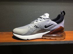 new product 444dd c0164 Adaptable Nike Air Max 270 Retro Silver Transparent White Men s Women Casual  shoes Sneaker AH8050-205