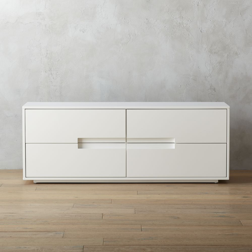 . Latitude White Low Dresser   Reviews in 2019   Products   Low