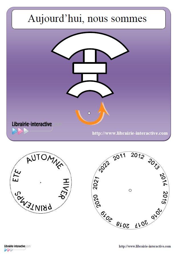Librairie Interactive   Calendrier perpétuel | Calendrier