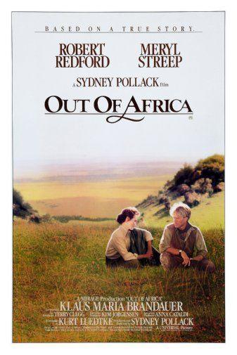 Bildergebnis für out of africa movie
