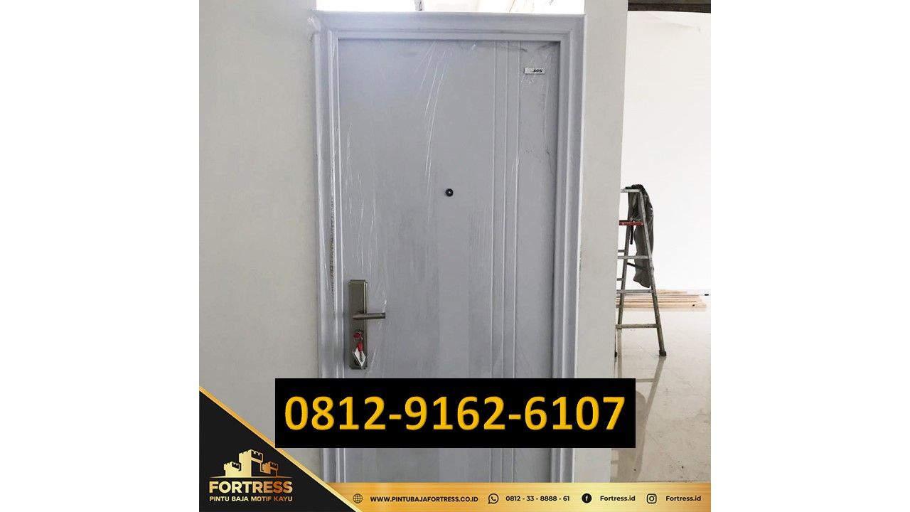 0812-9162-6107 (FORTRESS), Folding Iron Door Prices
