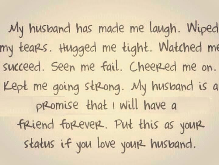 51 Amazing Things Your Husband Does That You May Not Notice ...