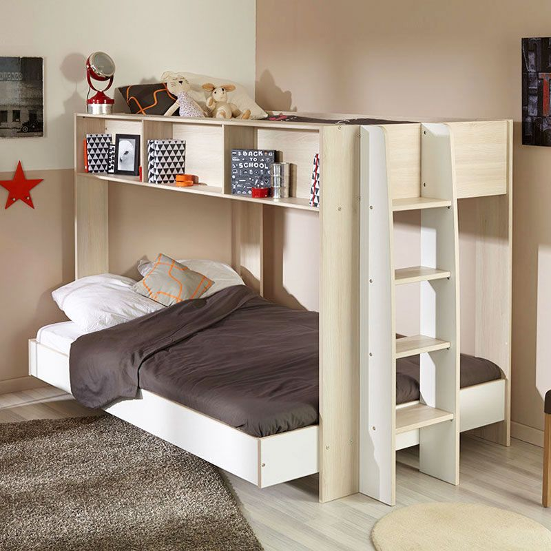 6 Low Bunk Beds With Storage For