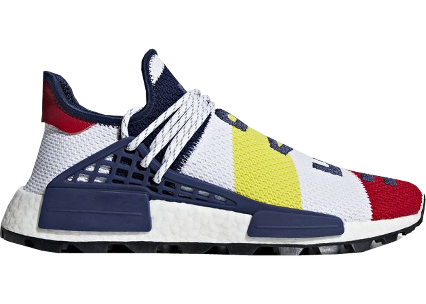 on sale 54e8a cd06b Check out the adidas NMD Hu Pharrell x Billionaire Boys Club ...