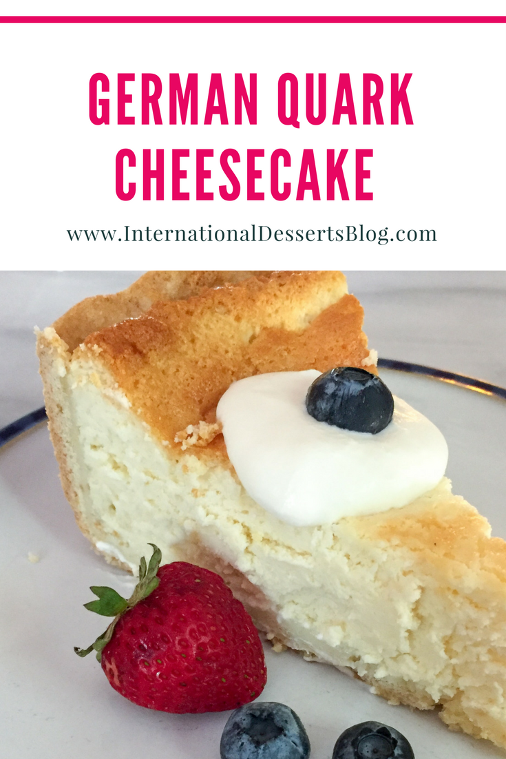 Authentic german cheesecake recipe pinterest german cheesecake authentic german cheesecake recipe pinterest german cheesecake cheesecakes and german forumfinder Images
