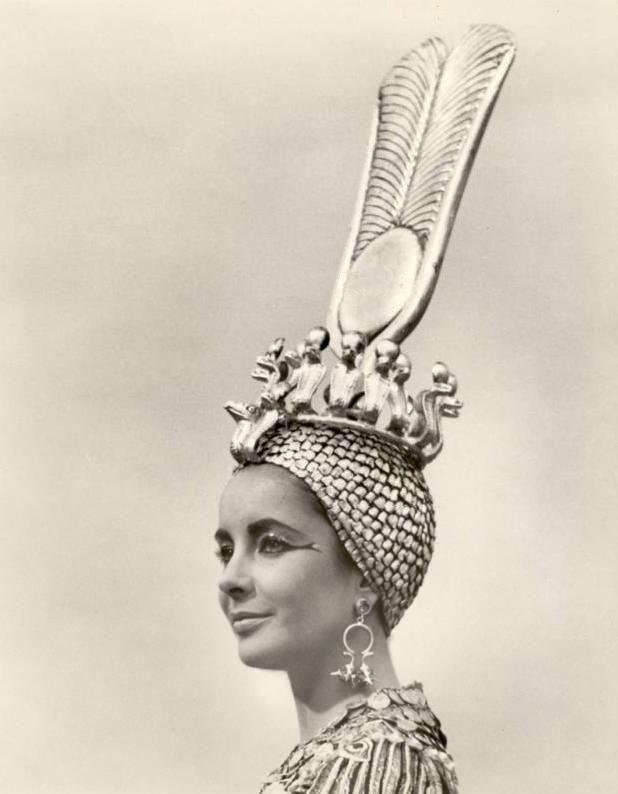 Cleopatra (1963) — Elizabeth Taylor