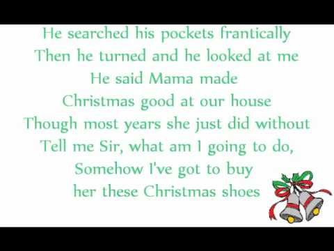 Christmas Shoes Lyrics.The Christmas Shoes Movies Christmas Shoes Christmas Shoes