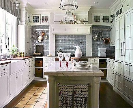 Gray Backsplash Tile Interesting Wet Bar Snack Bar Dark Cabinets – Grey Subway Tile Kitchen