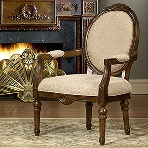 From Costco Surprisingly Enough But The Top And Bottom Don T Seem To Go Together Re Symmetry Bergere Chair Dining Chairs Furniture