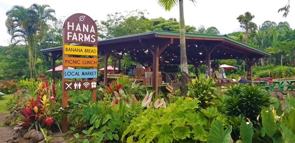 This Hawaii Farm Restaurant Tucked Away In The Rainforest