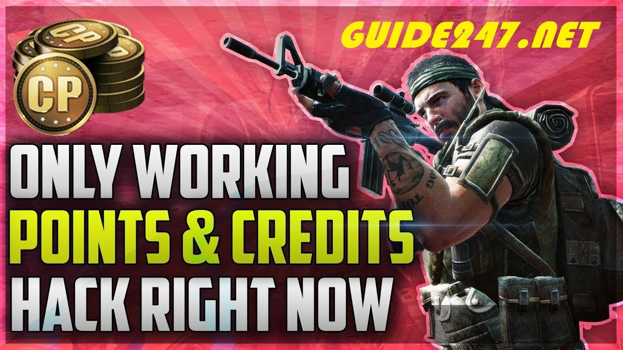 Call of Duty mobile hack free COD points tutorialHow to