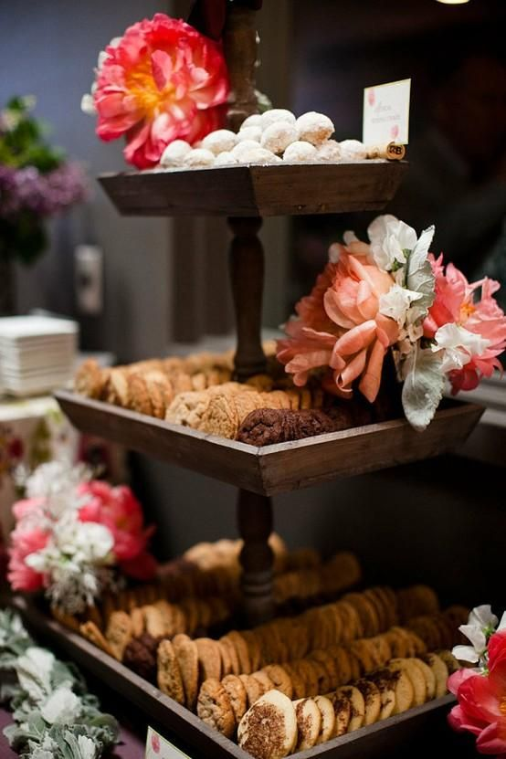 Cookie Bar! Great for Weddings, Showers, Parties, etc http://www ...