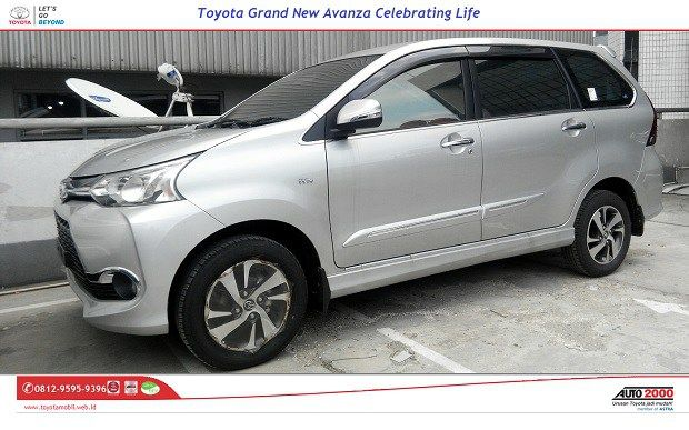 Foto Grand New Avanza No Mesin Toyota Veloz 2017