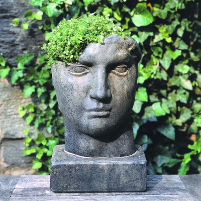 Found it at Wayfair - Garden Terrace Novelty Statue Planter